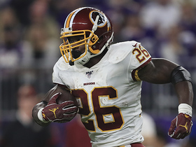 Watch: Adrian Peterson moves to 6th on all-time rushing list after 29-yard explosion