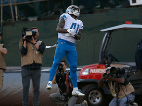 Watch: Lions' play design opens up J.D. McKissic for 26-yard TD grab