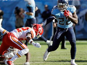 Watch: Can't-Miss Play: Derrick Henry shows fancy footwork on explosive 68-yard TD