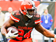 Watch: Nick Chubb goes over 100 yards with relentless 21-yard jaunt