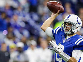Watch: Colts come up short on Brian Hoyer's fourth-down dart to Eric Ebron