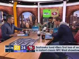 Watch: Schrager: How Seahawks' win 'completely shifted' the NFC picture
