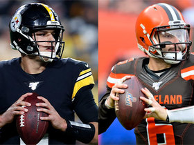 Watch: 'GMFB' previews Steelers-Browns Week 11 matchup