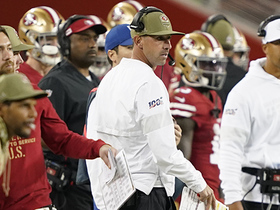 Watch: Schrager: Why Niners fans should find solace in loss to 'Hawks