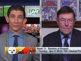 Watch: Casserly's keys to a Steelers win over Browns