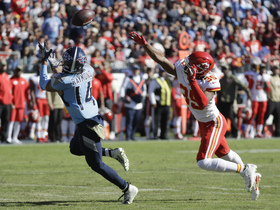 Watch: Top 5 connections of Week 10 by air distance yards | Next Gen Stats