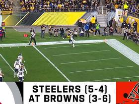 Watch: Steelers vs. Browns preview | Week 11