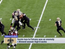 Watch: Was the Saints' loss to Falcons an anomaly?