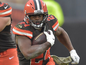 Watch: Brandt: Nick Chubb is the 'third best' RB in the league