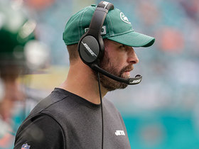 Watch: Burleson: Gase deserves 'one more chance' to turn Jets around