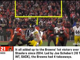 Watch: What We Learned: Steelers vs. Browns | Week 11