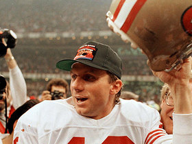 Watch: 'NFL 100 Greatest' Teams, No. 5: 1989 San Francisco 49ers