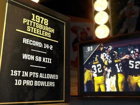 Watch: 'NFL 100 Greatest' Teams, No. 3: 1978 Pittsburgh Steelers
