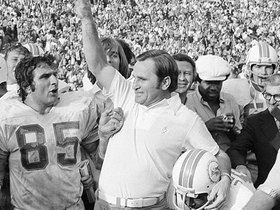 Watch: 'NFL 100 Greatest' Teams, No. 1: 1972 Miami Dolphins
