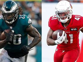 Watch: Rapoport breaks down backfield shares for Week 11 for Eagles, Cards
