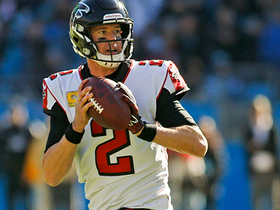 Watch: Matt Ryan drops 48-YARD DIME in the bucket to Julio Jones