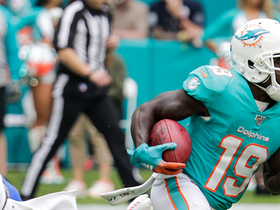 Watch: Can't-Miss Play: Jakeem Grant hits turbo for electric 101-YARD return TD