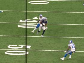 Watch: Randall Cobb reels off 33 yards on elusive catch and run