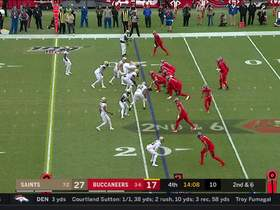 Watch: Jameis Winston takes off on 23-yard run