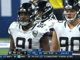 Watch: Williams, Mack each rack up 100 rushing yards against Jags