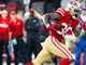 Watch: Jeff Wilson's TD catch and run gives Niners a late lead