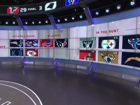 Watch: Updated look at AFC playoff picture after Sunday in Week 11