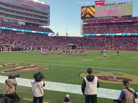 Watch: Watch this incredible fan's POV of Deebo Samuel leaping into stands after 49ers' game-winning TD