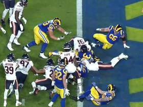 Watch: Todd Gurley bullies through Bears' D for 1-yard TD