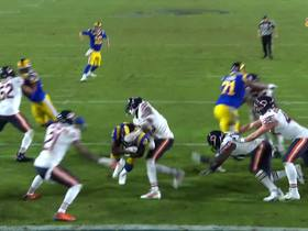 Watch: Brown pushes ahead to extend Rams' lead on critical TD run