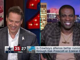 Watch: Is Kirk Cousins playing like a new QB? Deion Sanders thinks so