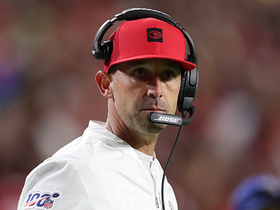 Watch: Burleson: 49ers have the Coach of the Year in Shanahan