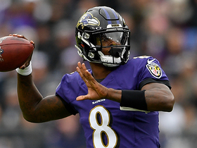 Watch: Schrager: Two things Lamar Jackson must do to secure MVP