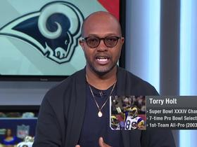 Watch: Torry Holt: Baltimore Ravens QB Lamar Jackson 'electric'