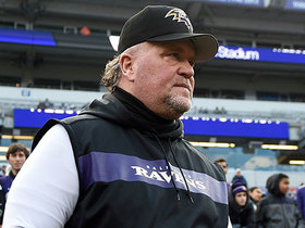 Watch: Silver: Ravens DC Martindale could be top candidate for HC openings in offseason