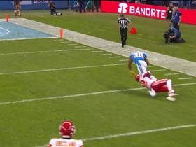 Watch: Philip Rivers torches Chiefs' blitz on 33-yard pass to Ekeler