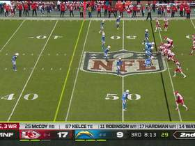 Watch: Travis Kelce puts Bolts' D in spin cycle with smooth open-field move