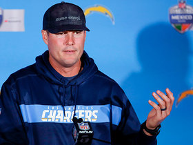 Watch: Rivers reacts to 'MNF' loss after tossing four interceptions