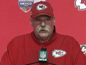 Watch: Chiefs, Chargers describe what it was like playing in Mexico City