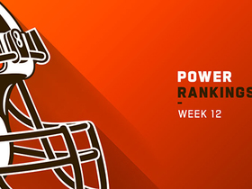 Watch: Hanzus: Browns are 'biggest mystery' on Power Rankings