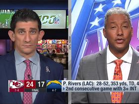 Watch: Steve Wyche examines Philip Rivers' future as Chargers QB