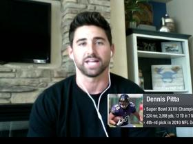 Watch: Dennis Pitta: Why Ravens are 'more dangerous' in 2019 than 2018