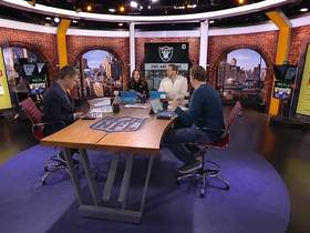 Watch: Brandt: Raiders have 'the juice' to beat the Chiefs