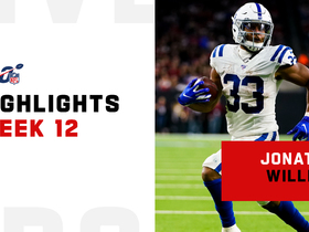 Watch: Jonathan Williams' best plays vs. Texans | Week 12