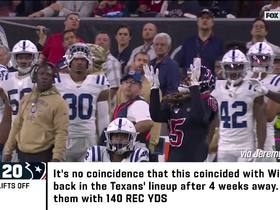 Watch: What We Learned: Colts vs. Texans | Week 12