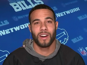Watch: Micah Hyde: Bills biggest difference in 2019 is 'confidence'