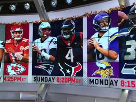 Watch: NFL Total Access November 29, 2019