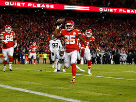 Watch: Shady caps Chiefs' drive with walk-in TD around the edge