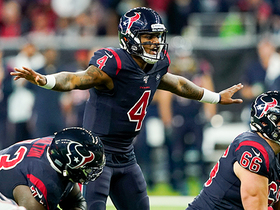 Watch: Watson delivers 13-yard play-action pass to Fells for TD