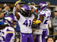 Watch: Can't-Miss Play: Volleyball or football? Vikes score on twice-batted pick-six