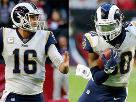 Watch: Burleson: Rams offense finally 'found their rhythm'